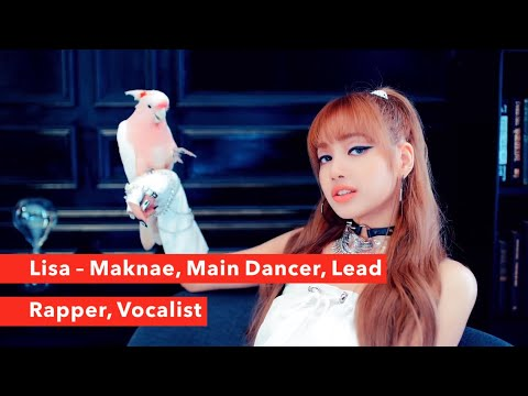GET TO KNOW: BLACKPINK (Members, Voices, Positions, Looks) DDU-DU DDU-DU 2018