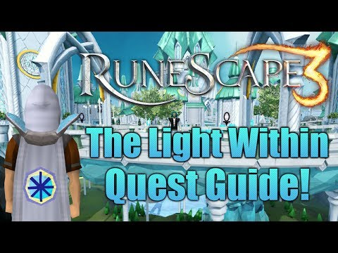 Runescape 3: The Light Within Quest Guide!