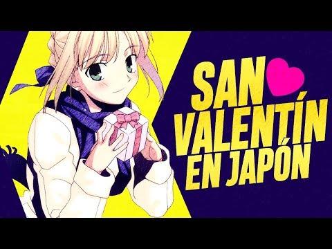 ¿Cómo se Celebra el San Valentín en Japón?