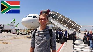 Südafrika - Frankfurt nach Kapstadt mit South African Airways | VLOG #155