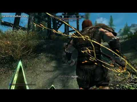Sibi in Skyrim Ep 64: Knifepoint Ridge