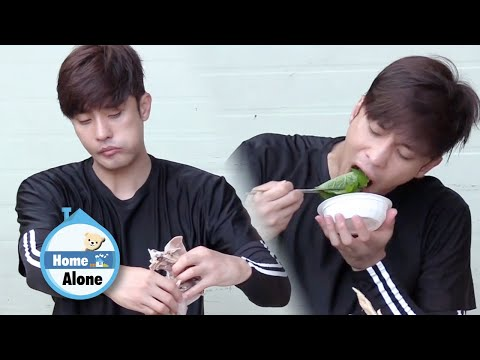 "Sung Hon ""Do I Have To Go With You? I Like This Meal!!"" [Home Alone Ep 310]"