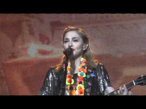 Madonna - I'm A Sinner - DVD The MDNA Tour