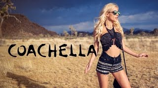 COACHELLA// FESTIVAL LOOKBOOK | Evelina