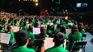 Ópera Prima ¡La Banda! | Danzón No. 2 Auditorio Nacional México 2012 HD