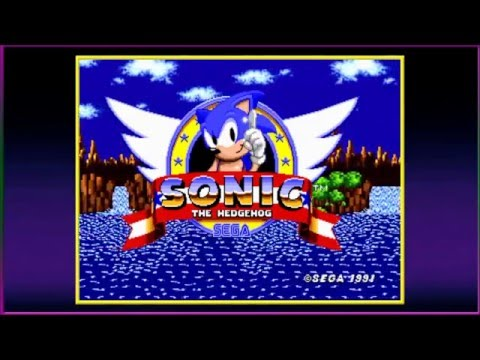 Sonic's Ultimate Genesis Collection (XBox 360) - Sonic the Hedgehog (1991) - Nostalgic Notions