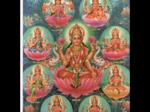 Sri Ashta Lakshmi Stotram -