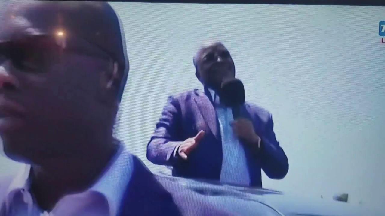 """Ona Rais Magufuli alivyomuumbua Jamaa hadharani """"peleka kwa DC"""""""