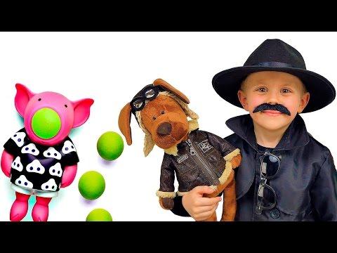 Видео для детей: Даник играет в ДЕТЕКТИВА.Расследование №2 СВИДЕТЕЛЬ ОБМАНЩИК