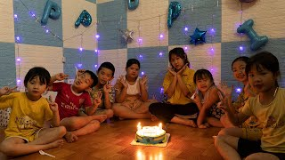 Kids Go To School   Chuns And Best Friend Let's Make a Birthday Cake Minion