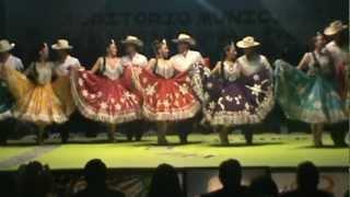 Ballet Folklorico Raices Huastecas, Jacala 2011