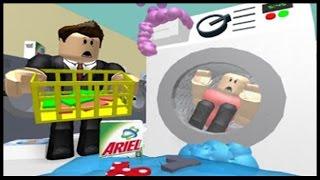 Escape the Launderette | Roblox
