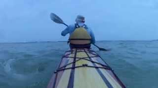 Night Heron Hd Kayak At Bogue Inlet