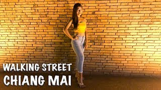 WALKING STREET CHIANG MAI THAILAND | TRADITIONAL THAI MASSAGE WITH HAPPY ENDING