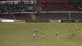 Gols de Portuguesa 2 X 1 Penapolense