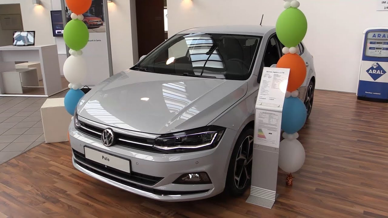 Inside The New Volkswagen Polo 2018 In Depth Review
