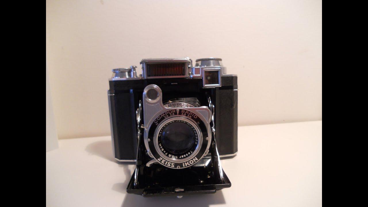 Zeiss Ikon - Super Ikonta BX 533/16 - Carl Zeiss Jena Tessar 80mm 2,8 T