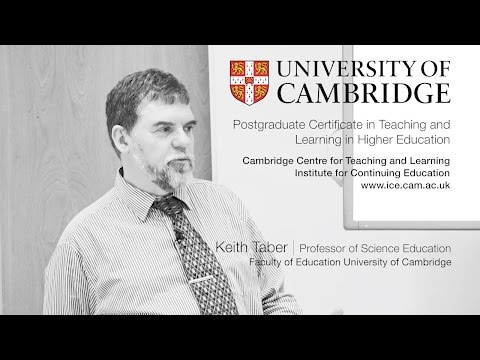 CIE | Constructivist Perspectives on Learning | Keith Taber