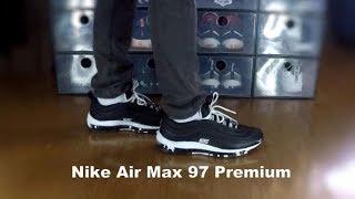 torneo gobierno Funcionar  Nike Air Max 97 Premium - On Feet - YouTube