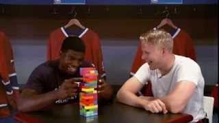 The Duel: Jenga Tetris