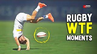 Rugby WTF Moments | Funniest Rugby Moments