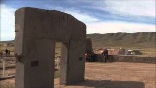 Tiwanaku: Complete View Of The Sun Gate