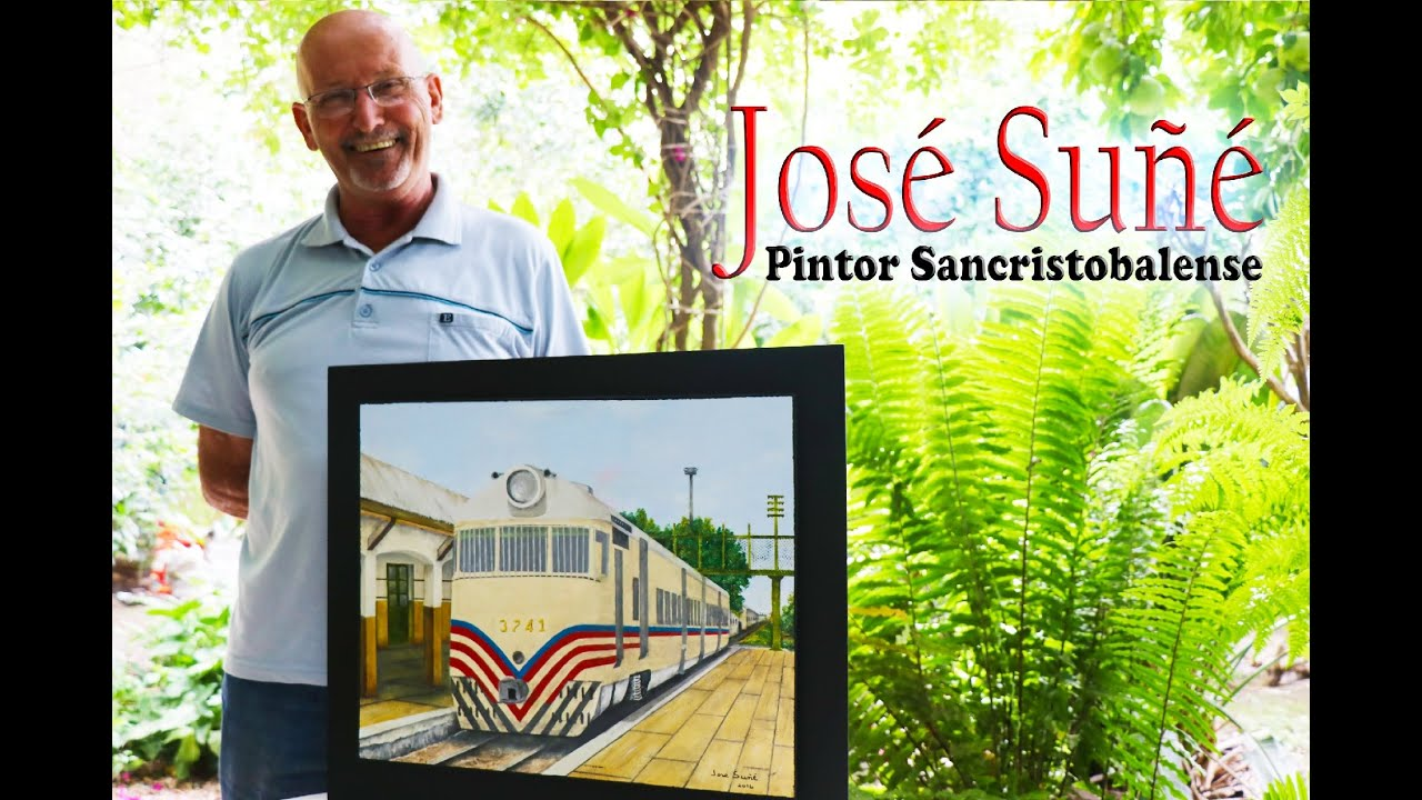 José Suñé - Pintor Sancristobalense