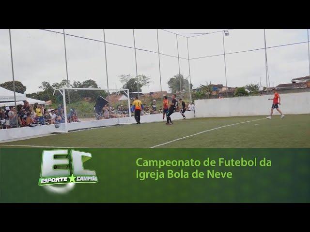Campeonato de Futebol da Igreja Bola de Neve