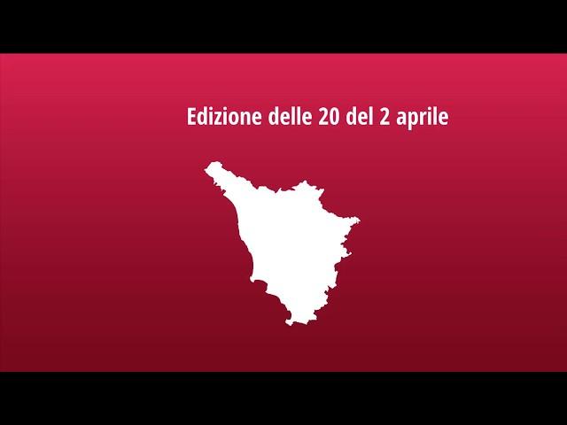 Muoversi in Toscana - Edizione delle 20 del 2 aprile 2020