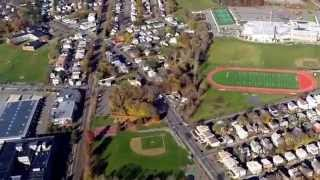 Aerial Maneuvers Over Cape Ann, Massachusetts