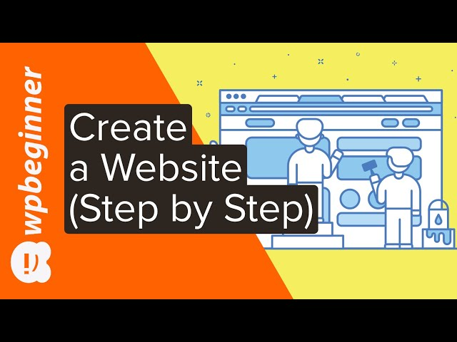 How to Make a Website in 2020 (Step by Step)
