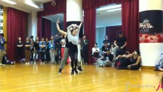 [120418] M.I.C Rumba rehearsal @ Let