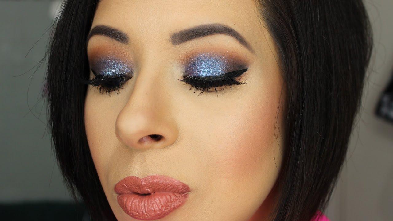 gorąca wyprzedaż najlepszy dostawca ujęcia stóp Birthday Makeup Tutorial - Stila Magnificent Metals Glitter & Glow Shadows