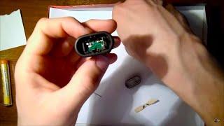видео Смазка механизма стеклоподъемника, облегчение работы стеклоподъемника,