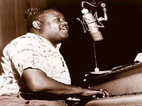 Fats Domino - you know i miss you
