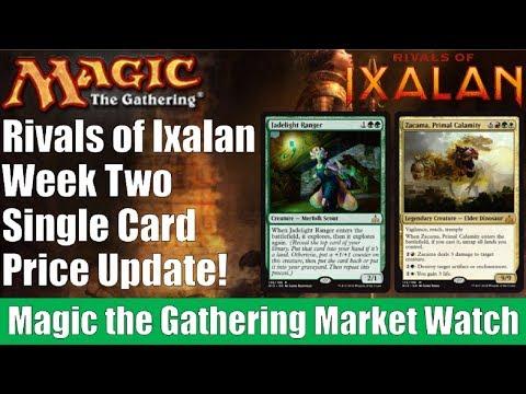 MTG Market Watch: Rivals of Ixalan Week Two Single Card Price Update
