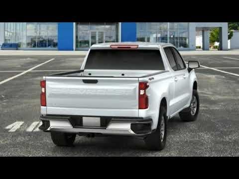 New 2019 Chevrolet Silverado 1500 Christiansburg VA Blacksburg, VA #CV190277