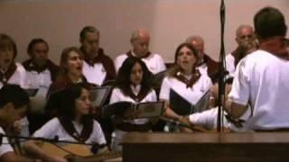 Coro riojano de Chile canta en Villoslada de Cameros. Segunda parte