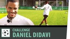 Ziel-Schießen vs. Daniel Didavi | VfL Wolfsburg | Fußball-Challenge | Kickbox