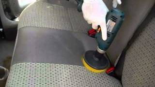 Repeat youtube video C & L Autodetailing - Ford Focus - seats