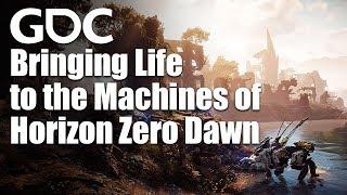 Animation Bootcamp: Bringing Life to the Machines of Horizon Zero Dawn