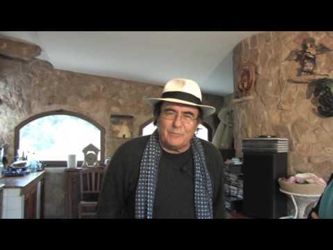 Intervista Albano 17 01 2016