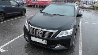 Выбираем б\у авто Toyota Camry XV50 (бюджет 1.000-1.100тр)