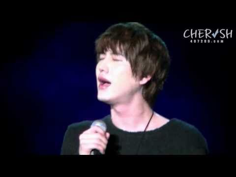 [Cherish]110507 SuperShowⅢ in Vietnam - New Endless Love - Kyuhyun solo