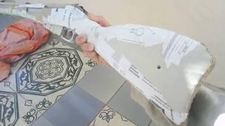 Как сделать самому Винтовка Мосина из бумаги и картона