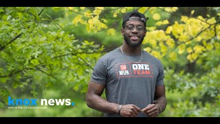 Former tennessee linebacker talks the nfl draft and his time at tennessee.» subscribe to knoxnews: https://knoxne.ws/2r3wbey» watch more on this other to...