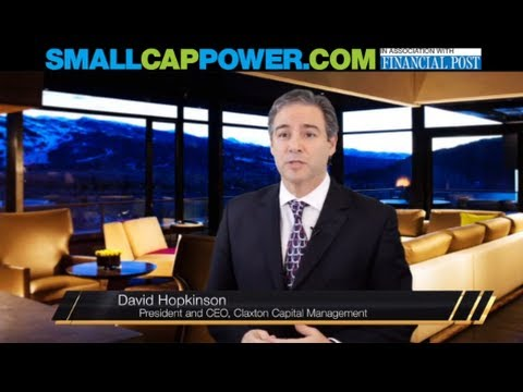 SmallCapPower CEO interview featuring David Hopkinson of Claxton Capital Management Inc.