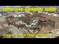 Sanctuary Fortified Village Settlement Tour (Immersive Gameplay mod)