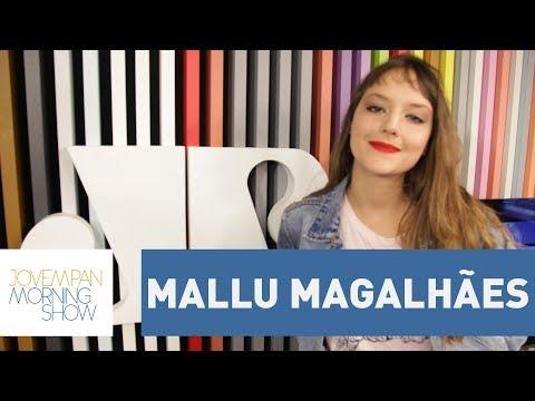 Mallu Magalhães - Entrevista Completa - 22/06/17