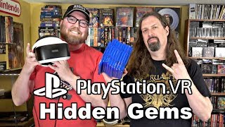 PlayStation VR (PSVR) Games - 10 HIDDEN GEMS
